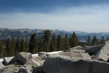 hike Sequoia National Park and Kings Canyon
