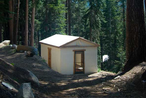Sequoia National Park Cabins